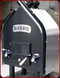 black bull warmluftofen holzofen blackbull warmluft ofen. Black Bedroom Furniture Sets. Home Design Ideas