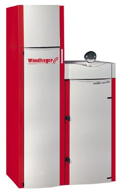 Windhager Zentralheizung ab 1199,- Euro Pellets-, Holzvergaser-, Öl ...